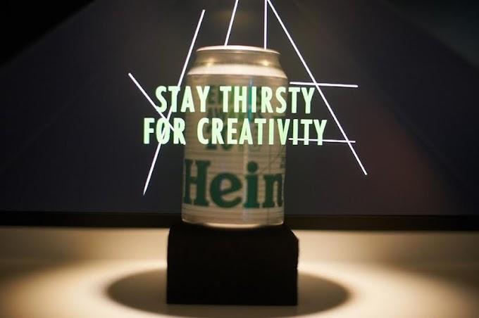 Heineken: η μπίρα που διψά για δημιουργικότητα, πρωταγωνίστησε  στα φετινά Ermis Awards!