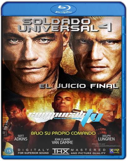 Soldado Universal 4 Dia del Juicio Final HD 1080p Latino