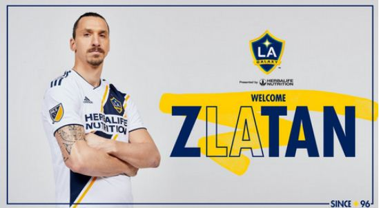 ibrahimovic joins la galaxy