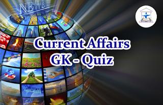 Current Affairs Quiz-26th January 2016