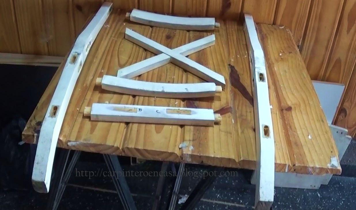 Como reparar una silla de madera - Reparar madera ...