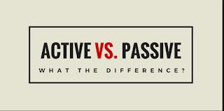Penjelasan Dan Contoh  Kalimat Aktif Dan Pasif Dalam Bahasa Inggris Lengkap