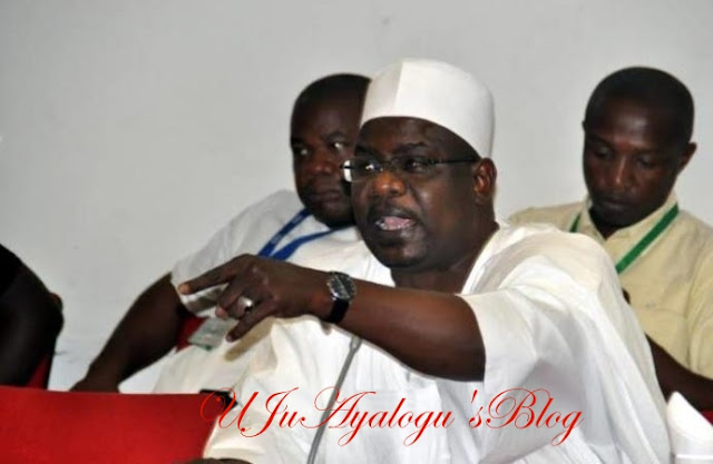 Sen. Ali Ndume Reacts to Allegedly Slapping State Lawmaker in Maiduguri