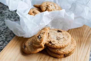 ricas cookies crujientes de chocolate receta fácil paso a paso