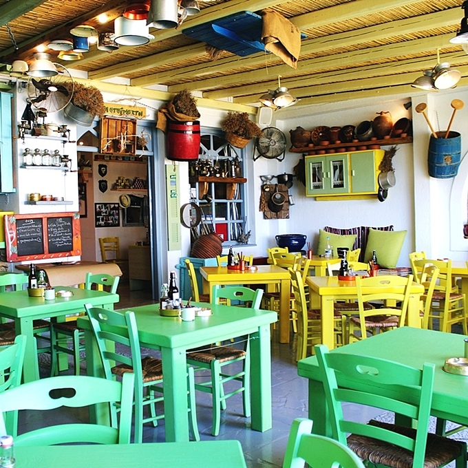 Koufonisia restaurants taverns