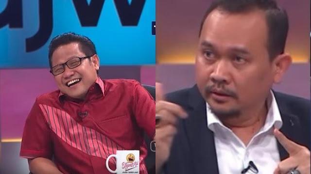 Ditanya Mau Jadi Cawapresnya Jokowi Atau Prabowo, Jawaban Cak Imin Diskakmat Cak Lontong Seperti Ini......