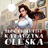 The Blog of Artist Katarzyna Oleska