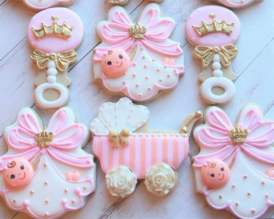 Ideas De Decoracion Baby Shower Nina.Mas Chicos 25 Ideas Para Decorar Un Baby Shower De Nina
