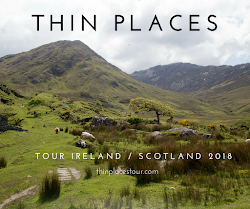 Come with me to IRELAND /  SCOTLAND 2019
