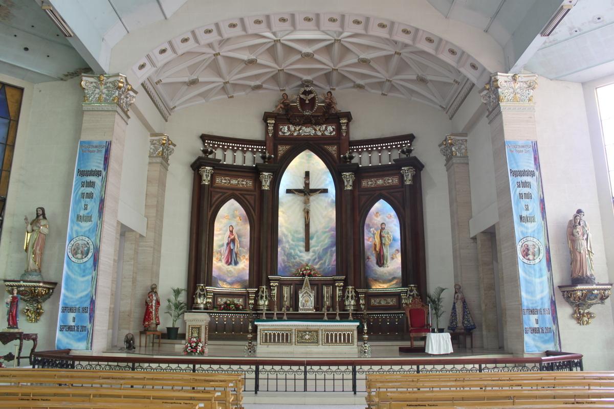 Veritatem facientes in caritate: Solemn High Mass at Holy