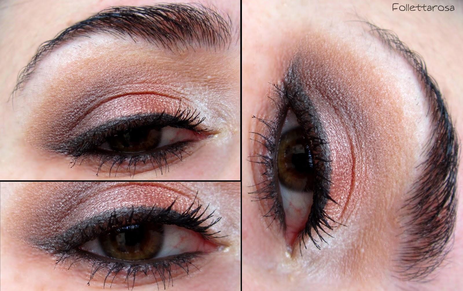make up occhi marroni autunno 2014