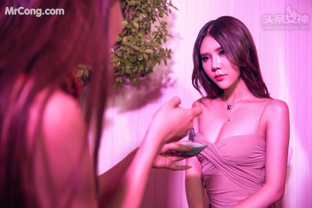 Image TouTiao-2017-08-18-Lisa-Aili-Sha--Jiu-Er-MrCong.com-007 in post TouTiao 2017-08-18: Người mẫu Lisa (爱丽莎) và Jiu Er (九儿) (52 ảnh)