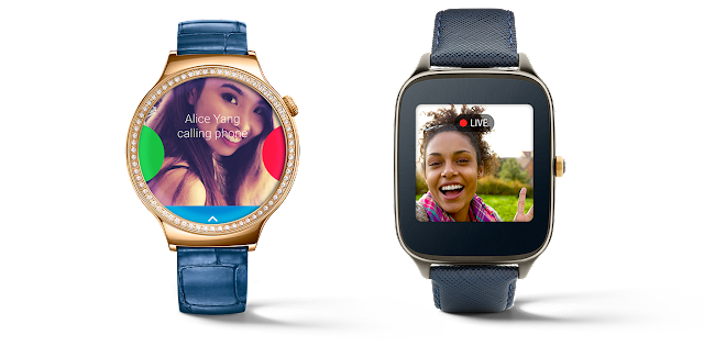 Android Wear Speaker Support
