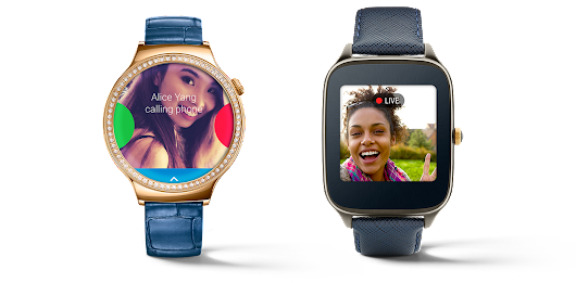 Android Wear: Designed for your wrist