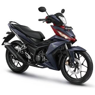 Sepeda Motor Honda Supra 150 GTR 3