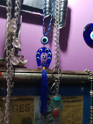 Jade's Magic: Intuitive Counsellor : Evil Eye Protection