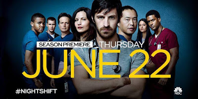 The Night Shift Season 4 Banner Poster