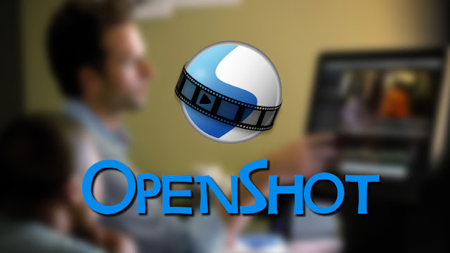 Nova versão do OpenShot video editor