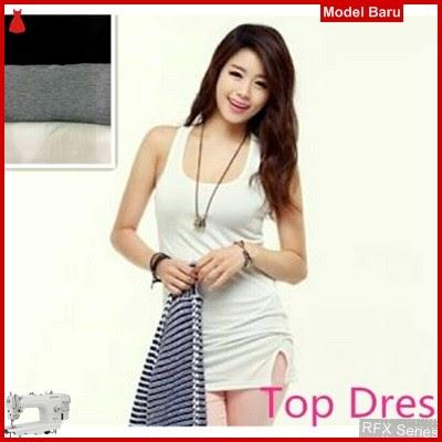 RFX147 MODEL TOP DRESS HALUS FIT L MURAH BMG SHOP MURAH ONLINE