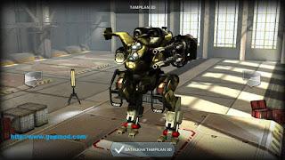 Walking War Robots v1.0.1 Apk + Data Android