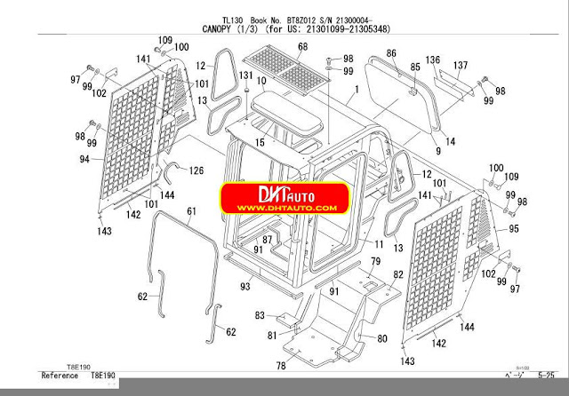 Takeuchi Tl130 Wiring Diagram - Wiring Harness Schematics \u2022