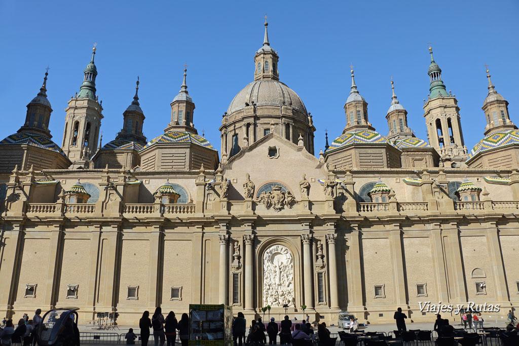 Qué ver en Zaragoza Basílica del Pilar
