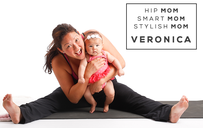 Hip Mom, Smart Mom, Stylish Mom: Veronica Whetsel