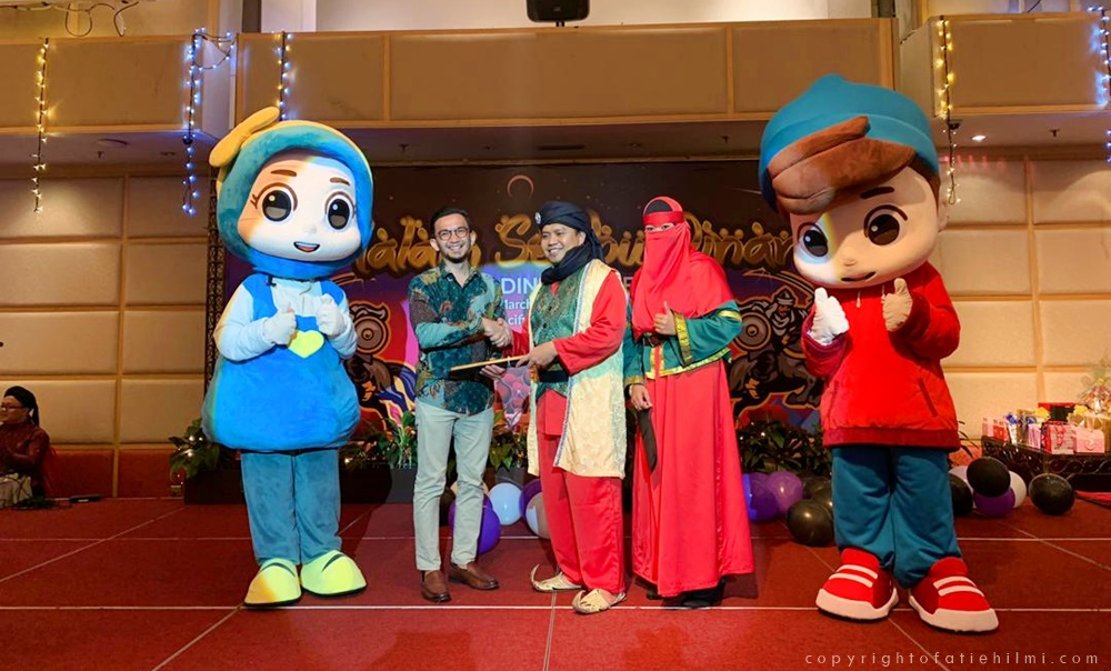 Kolaborasi Omar & Hana Bersama Al Fateh Alami Sdn. Bhd.