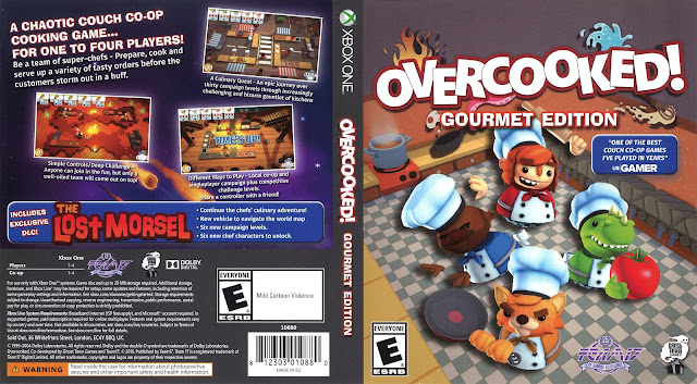Overcooked! Gourmet Edition Xbox One