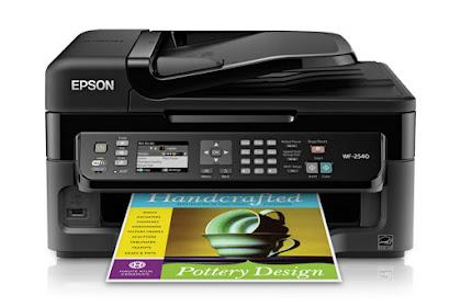 Download Epson WorkForce WF-2540 Drivers
