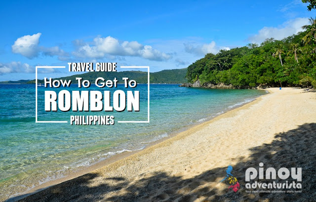 How to get to Romblon