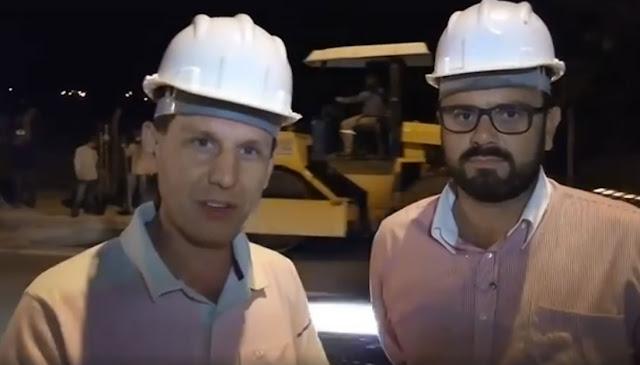 Prefeitura de Espírito Santo do Pinhal inicia operação tapa-buracos