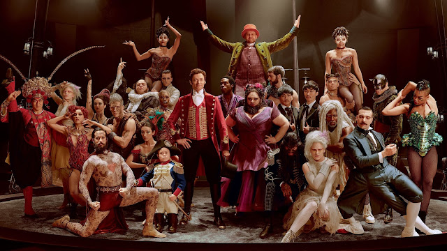 Movie The Greatest Showman best dengan lagu yang sedap