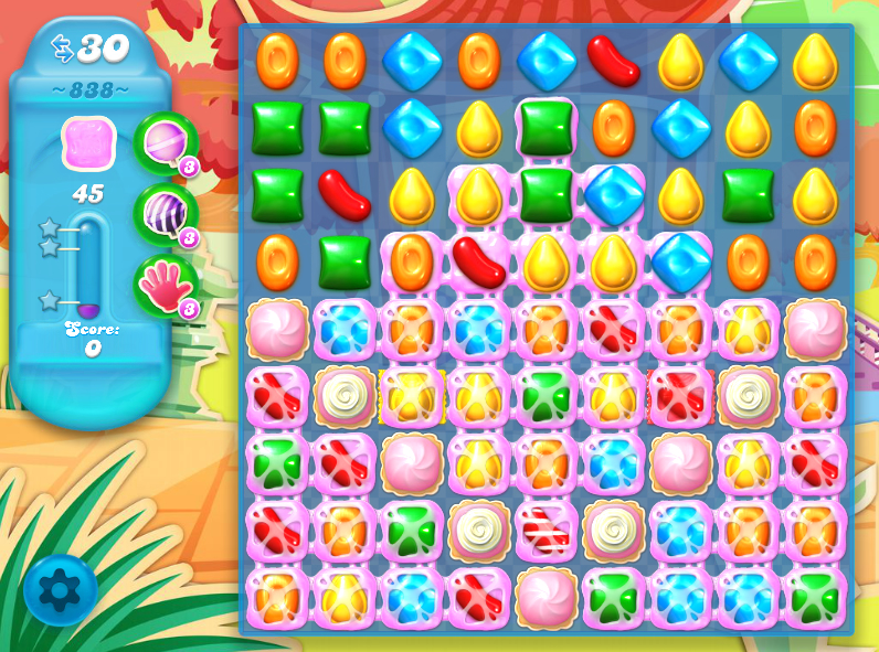 Candy Crush Soda Saga 838