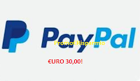 Logo Vinci gratis un premio da 30€ direttamente su PayPal