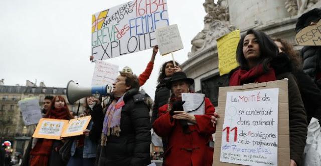 France: des mesures pour réduire les inégalités entre les hommes et les femmes