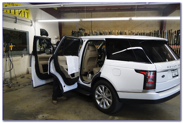Best Indiana Front WINDOW TINTING Law