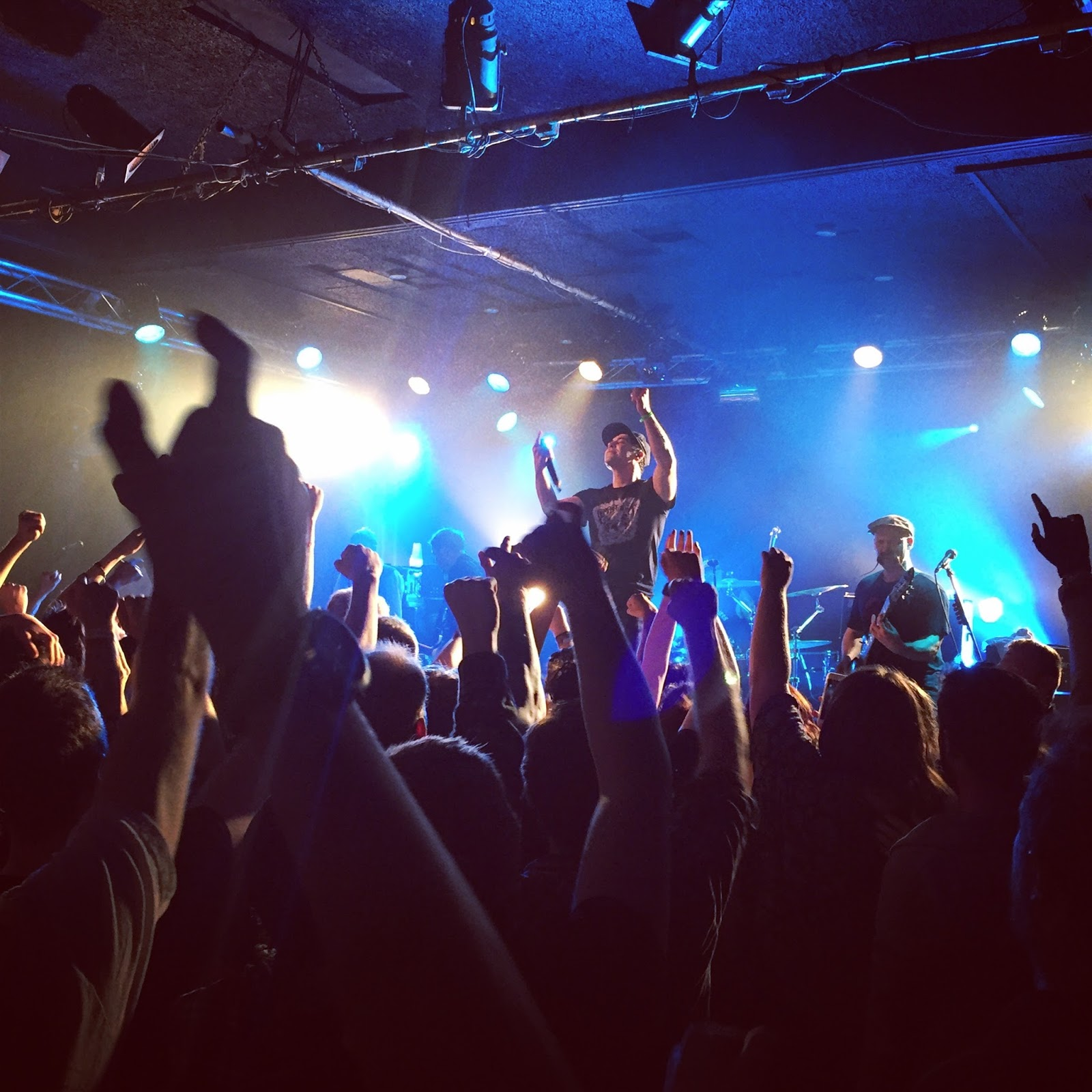 Zebrahead, Portsmouth Wedgewood Rooms