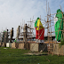 Photo of the remaining statues Governor Rochas is yet to unveil leaks