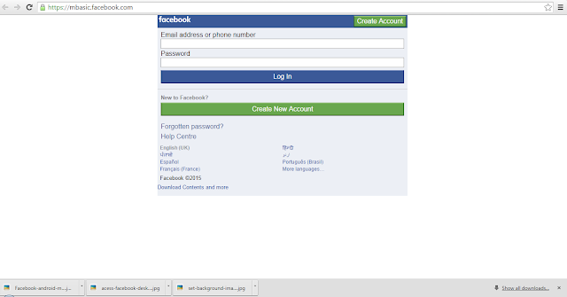 mbasic Version Of Facebook