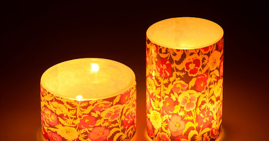 Enhanced Home Décor With Glow And Glam Using Tea Light Holders ~ ShareBuz: Share your Interesting Buz with Peoples