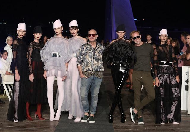 semana de la moda en buenos aires, designers ba, moda, fashion, pasarela, runway, Laurencio Adot, Fabian Zitta, estilo, otoño invierno 2018, tendencias, trends