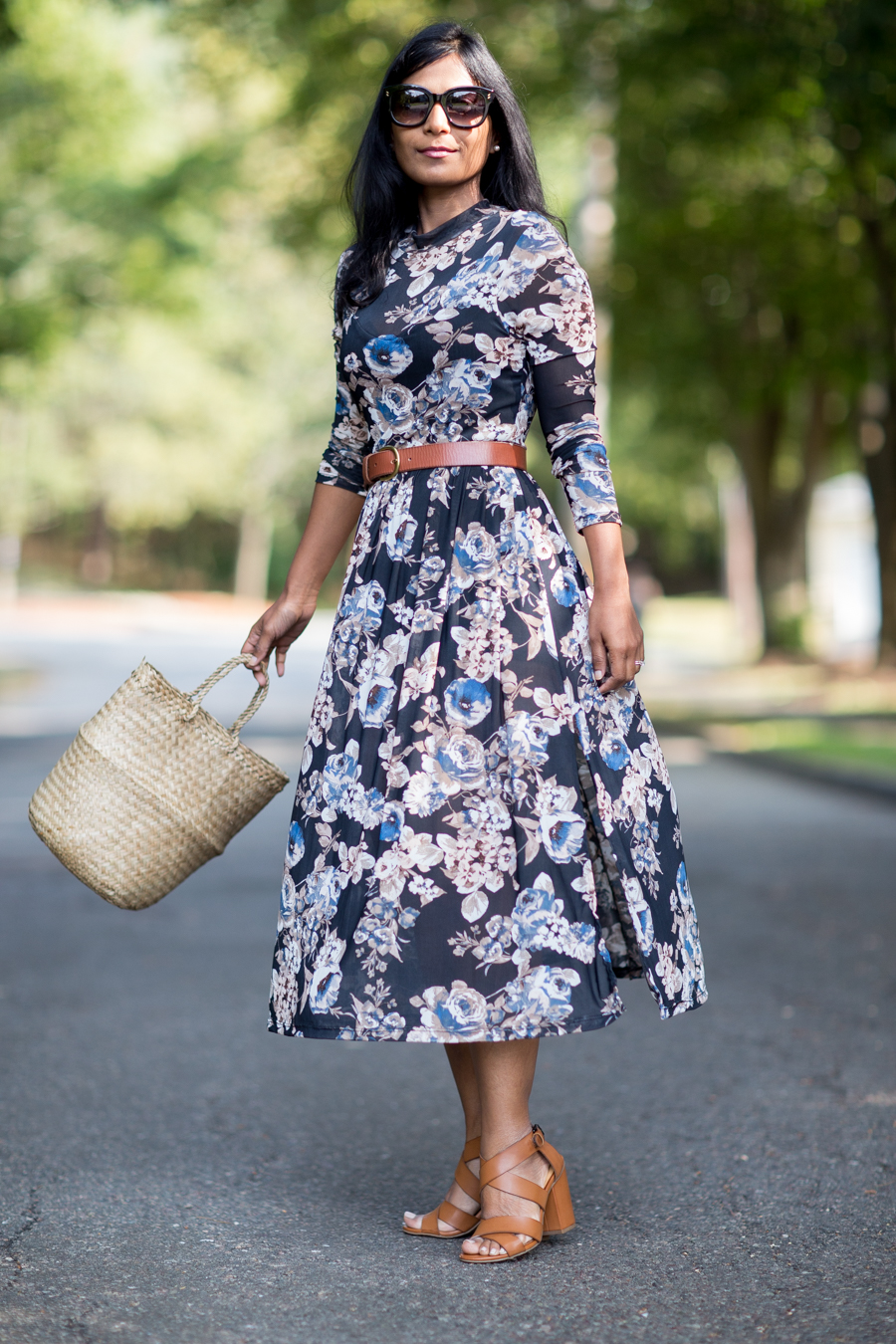 Floral Dresses for Summer to Fall
