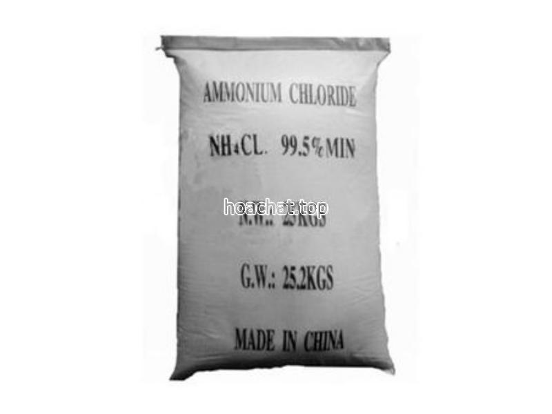 Ammonium Chloride - NH4Cl
