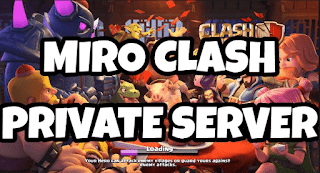 Clash Of Clans Miro Mod Apk - Gamers Android