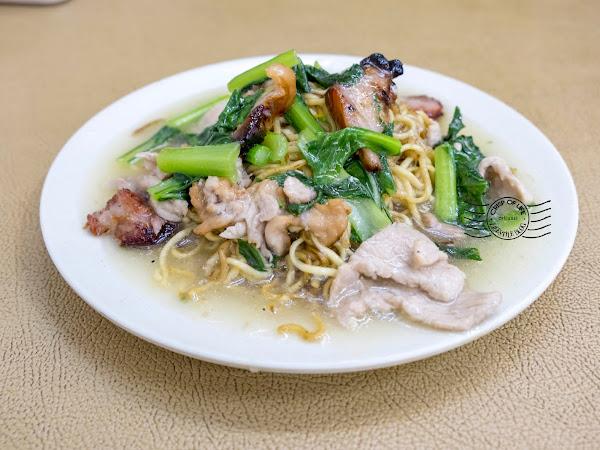 Beaufort Noodles @ Restaurant Beaufort, Kota Kinabalu, Sabah
