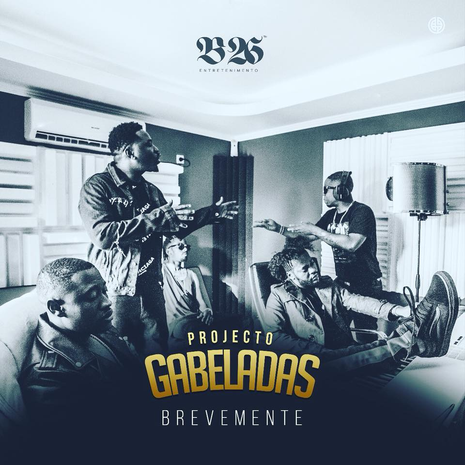 "B26 Apresenta ""Projecto Gabeladas"" [Download]"