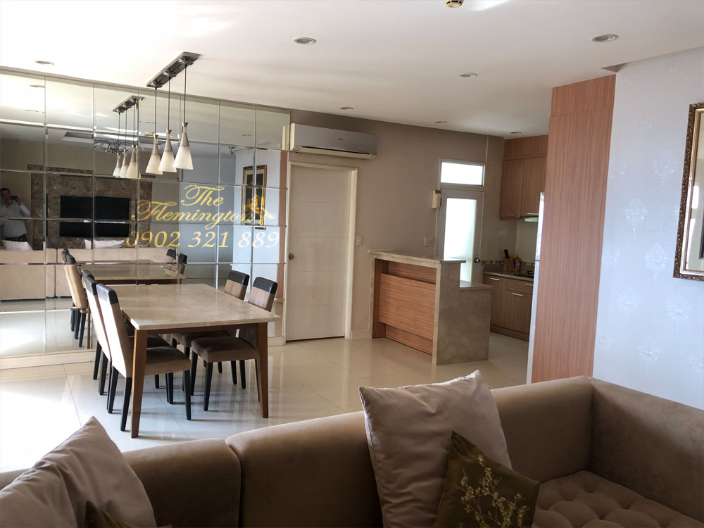 3 căn hộ The Flemington cần bán với giá chuẩn 100% so với thị trường