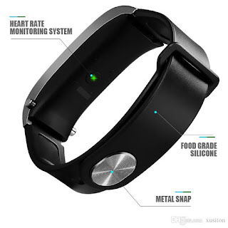 auricolare bluetooth braccialetto smart