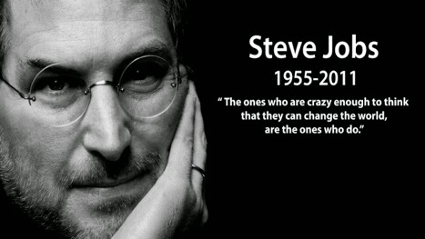Steve Jobs, Apple, biografi